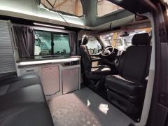 Hanroad Trek4, liten husbil på VW T6