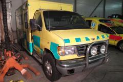 Bygga husbil av ambulans?