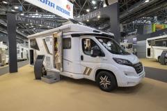 Smakfull lyx i Eura Mobil