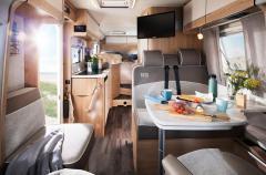 LMC presenterar ny serie husbilar