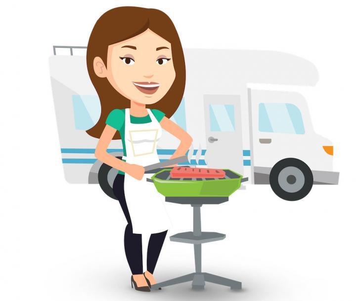 Köket är en prioriteringsfråga. Vissa älskar matlagning och andra överlåter det helst till kockar i restauranger. Nu finns också fina grillar och utekök att komplettera med.