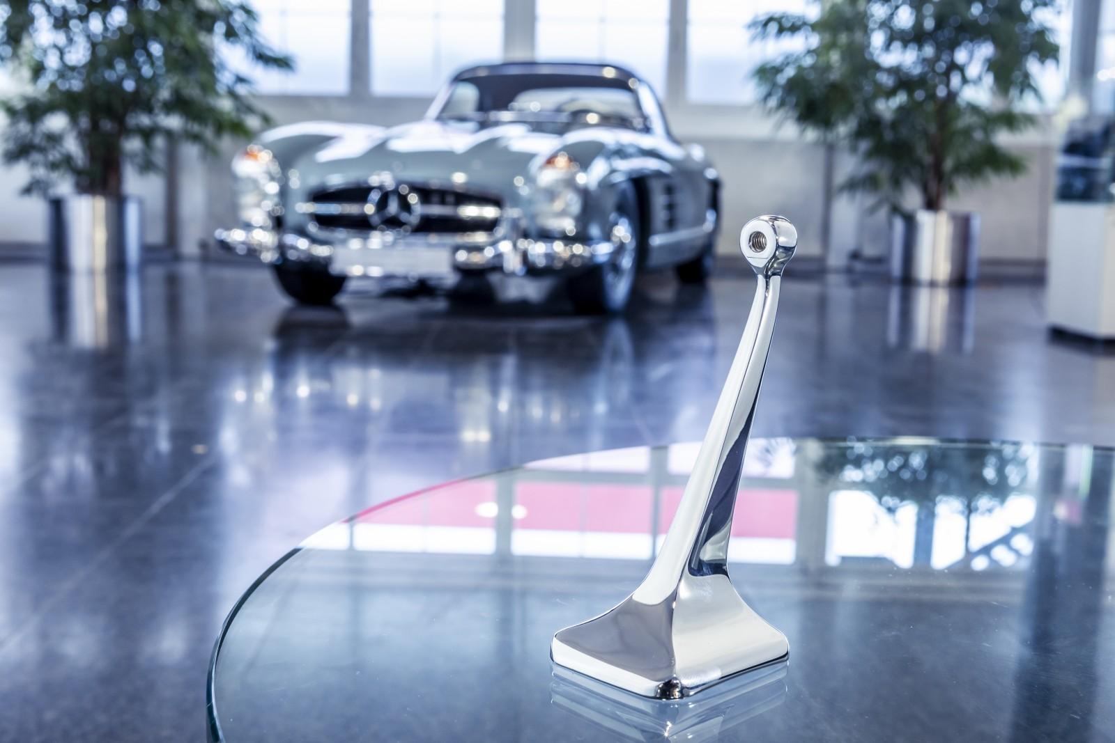 Mercedes printar omöjliga reservdelar