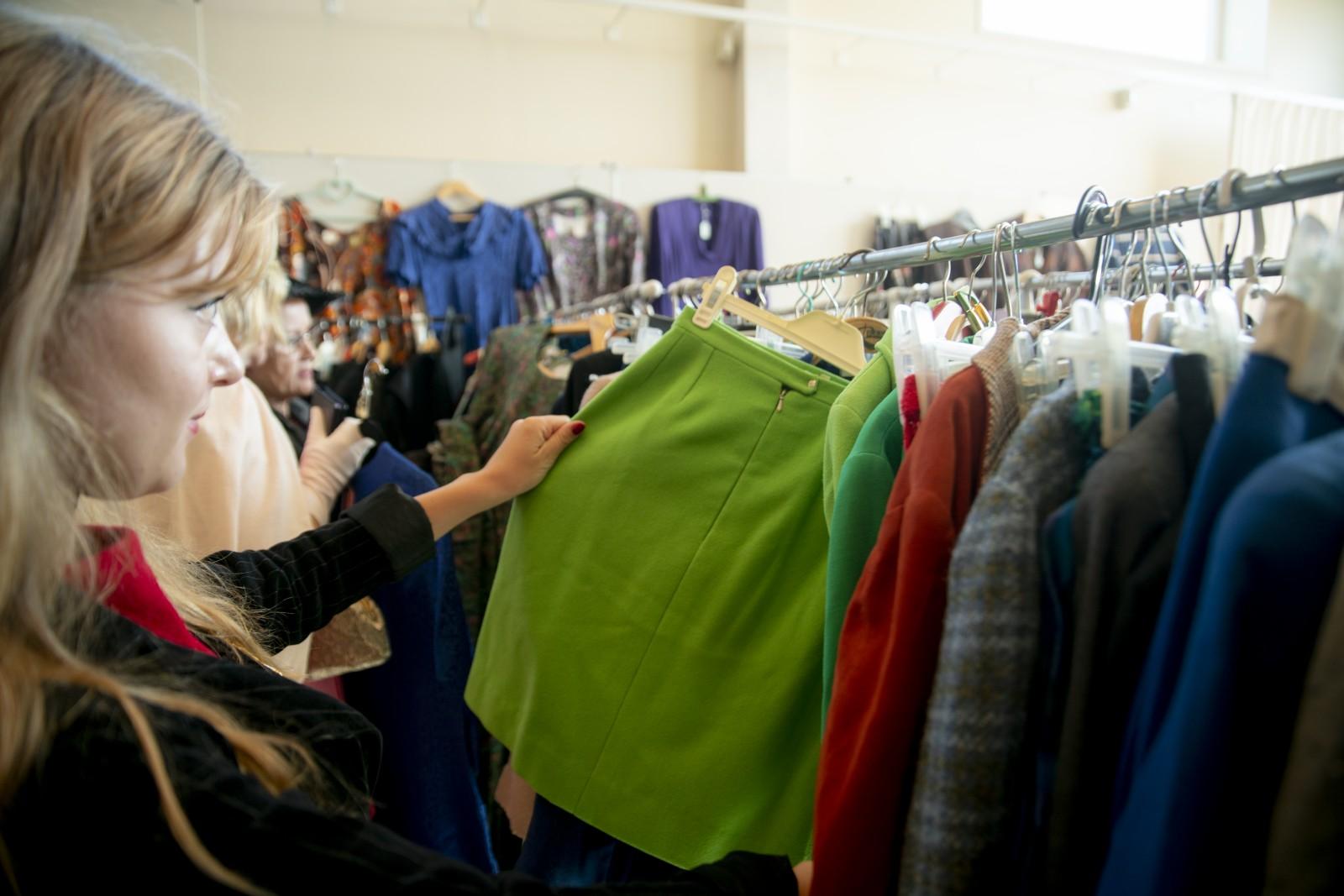 Flera stora säljare av vintagekläder är redan anmälda - det borgar för ett intressant utbud!