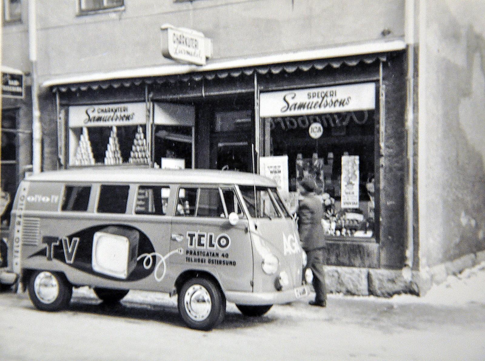 Volkswagen som anslagstavlor