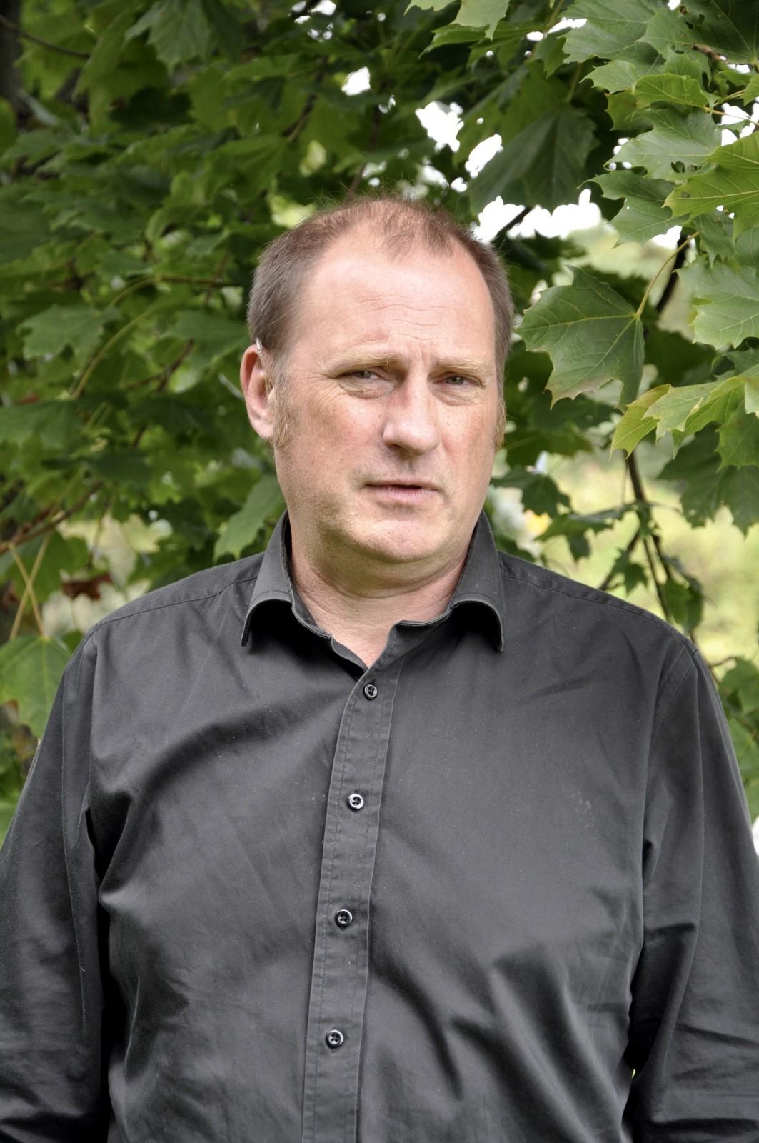 Jan Tägt, MHRF. Bekymrad.
