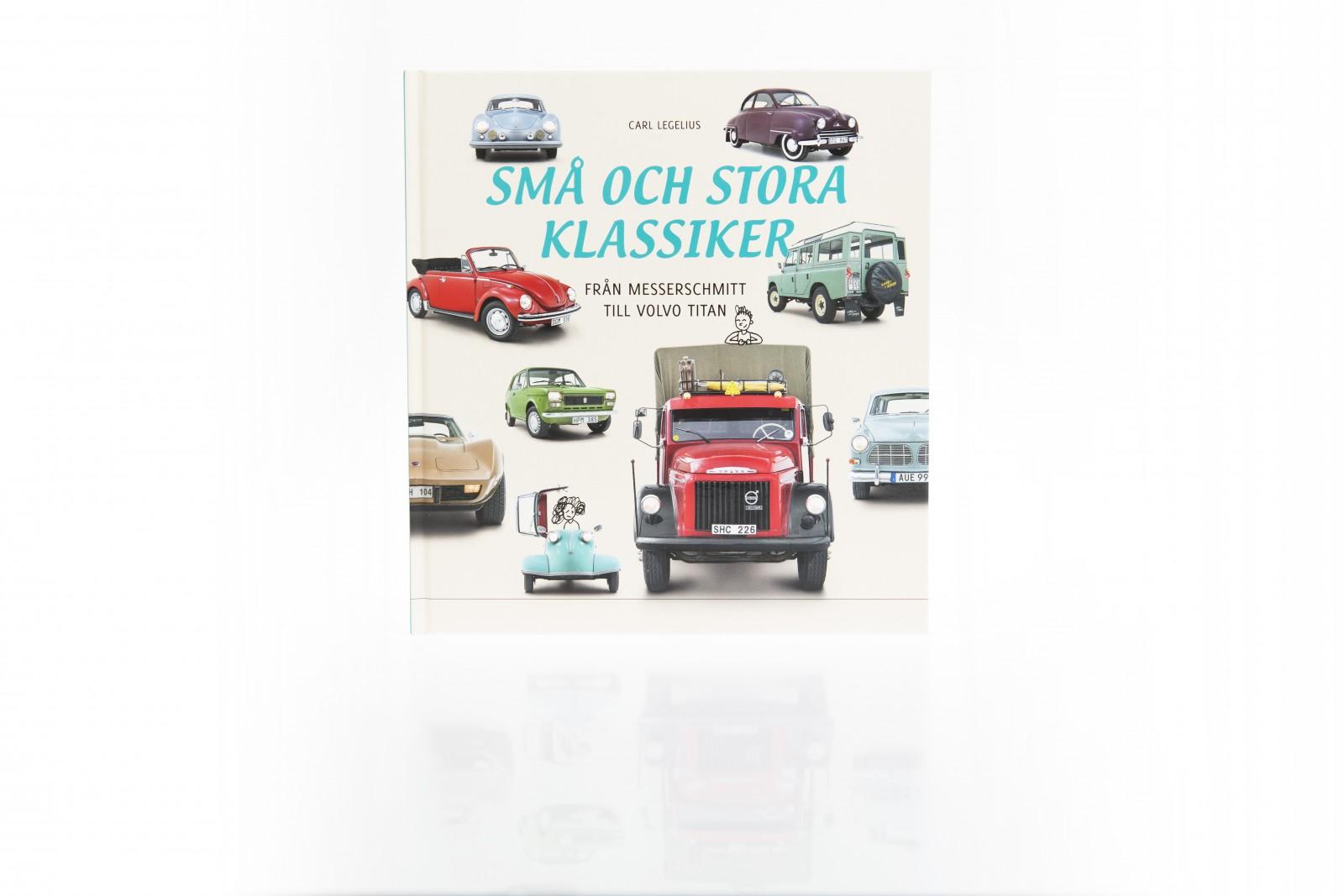 Små och Stora Klassiker – ny barnbok!