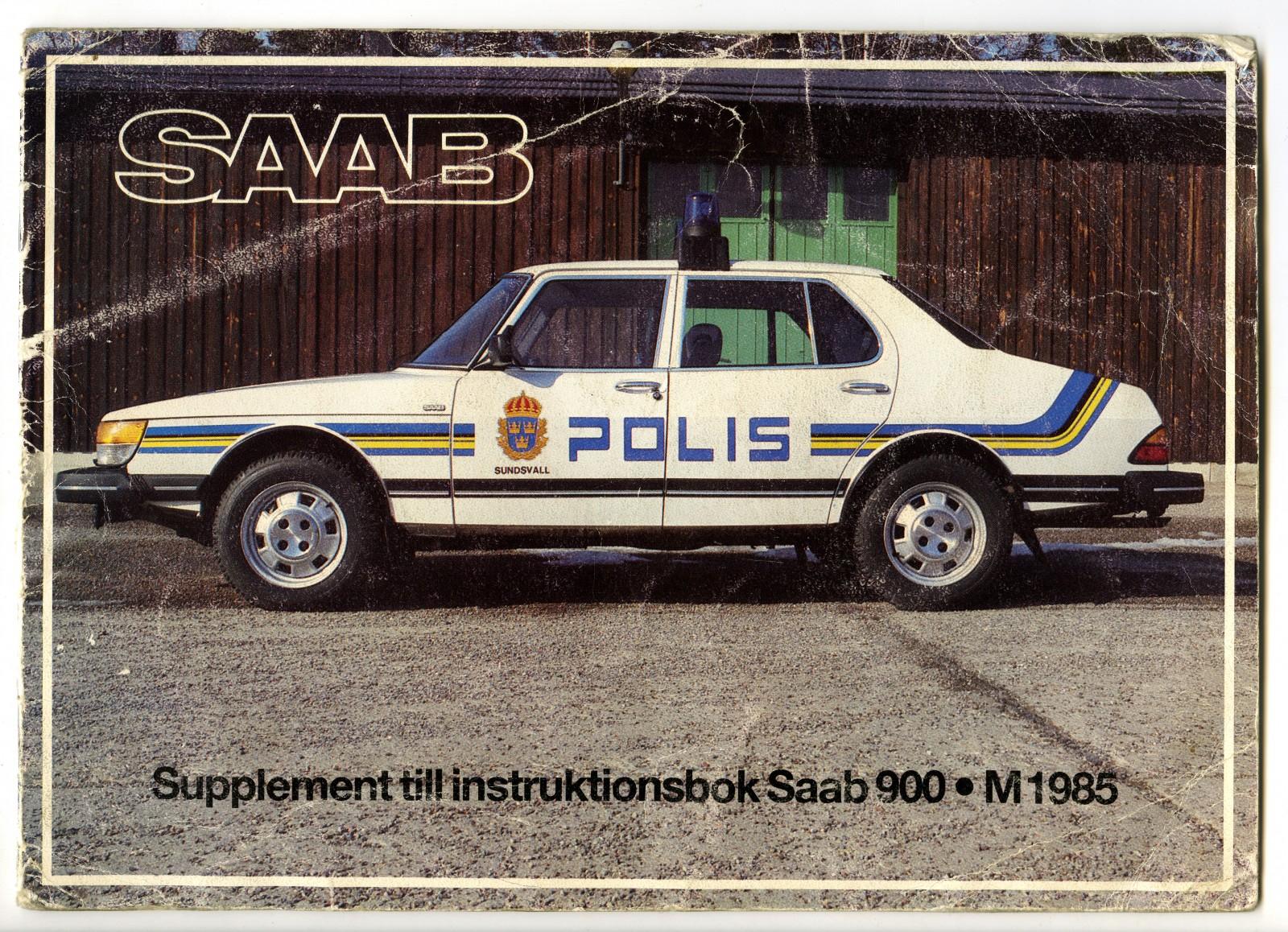 Saab i lagens namn!