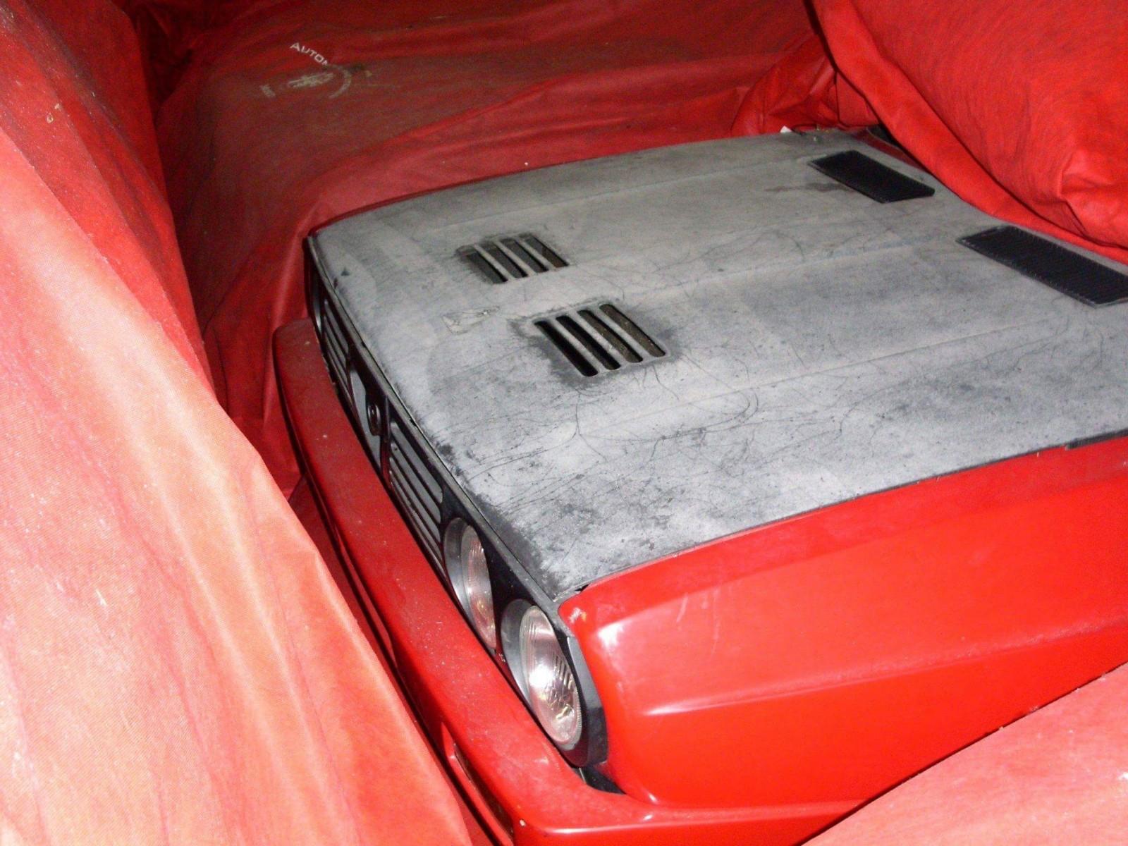 Alfas bortglömda Grupp B-prototyp