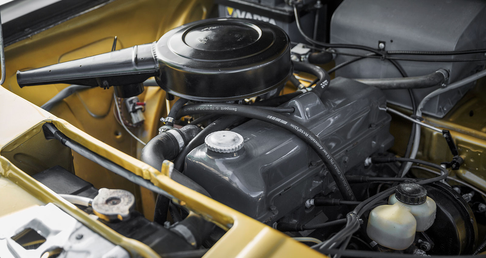 Med 1900-motorn från Rekord föll allt på plats. Äntligen blev det fart på Opel Rallye Kadett!