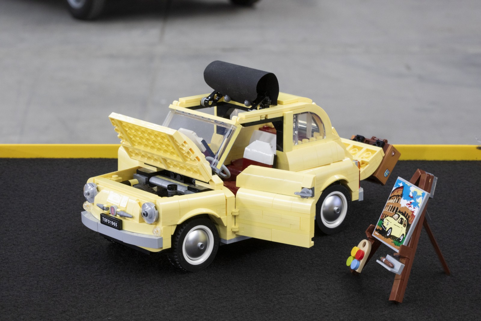Liten men stor Legonyhet!