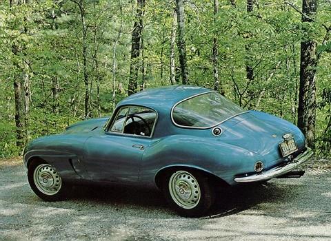 Arnolts nästan egna bilar