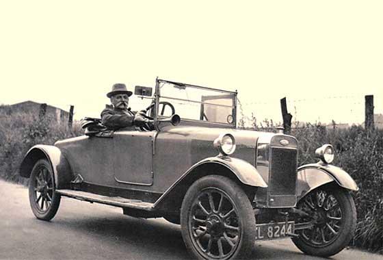 Lagonda 11.9 roadster 1926