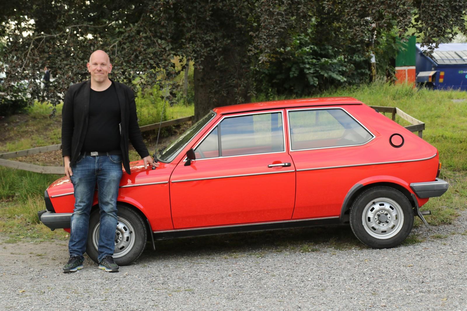 Stephan Palmgren var med i Läsarnas Klassiker i nr 1/20 med sin Volkswagen Polo LS 1981.