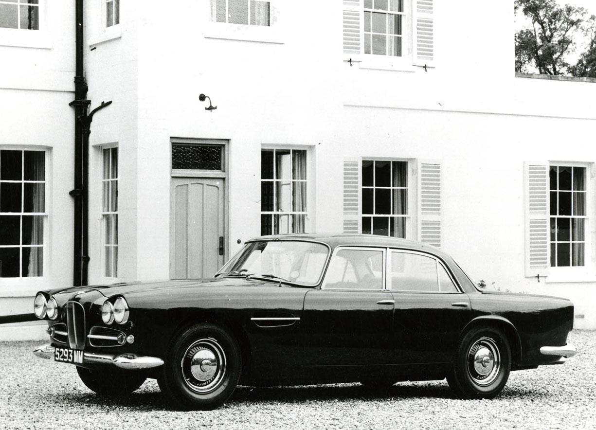 1961 Lagonda Rapide