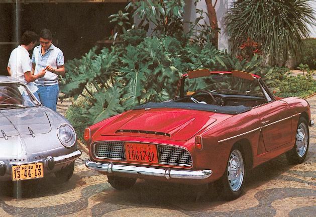 Alpine - världssportbilen