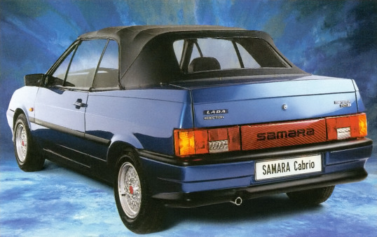 Samara Deutsche Lada