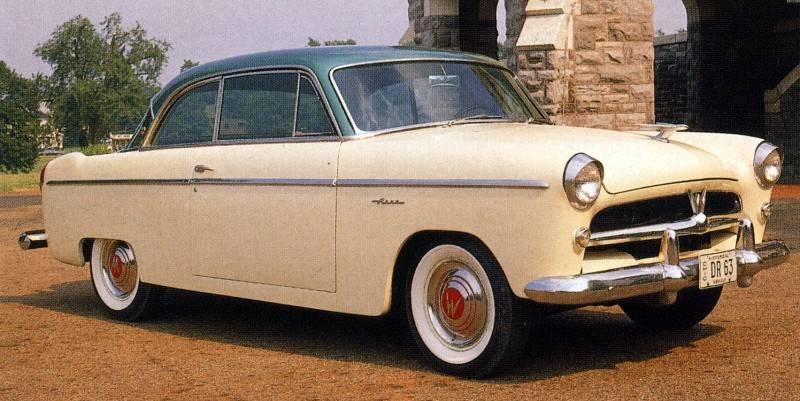 Aero-Eagle De Luxe 1954