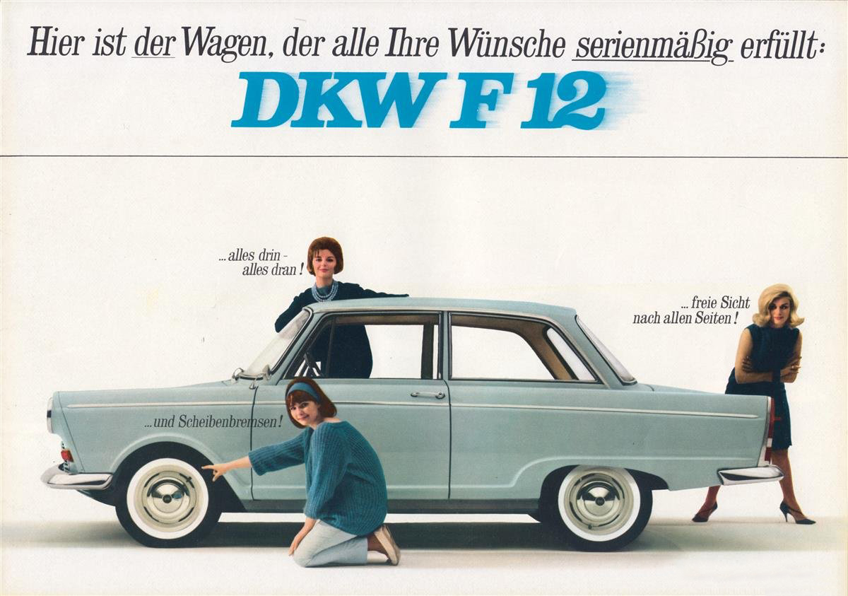 Tvåtakt i sista minuten: DKW F12