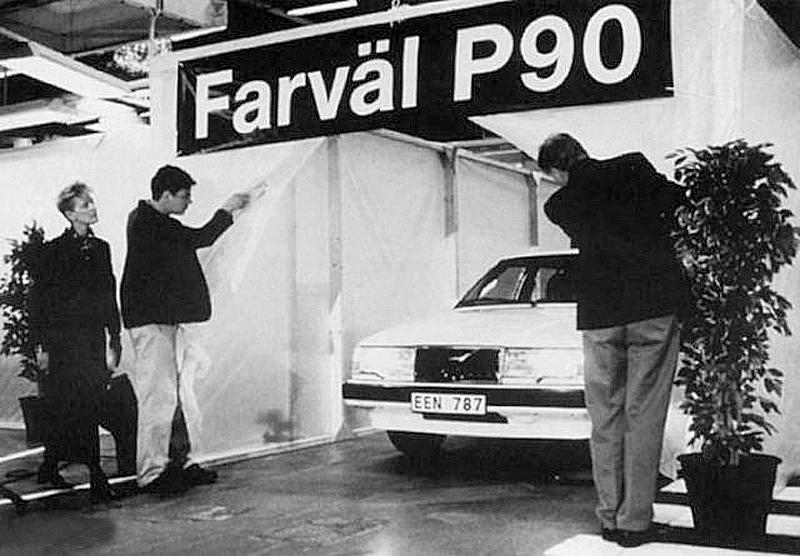 Grattis Volvo 940 30 år!
