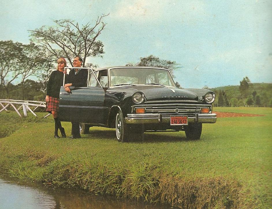 Willys Itamaraty 1966