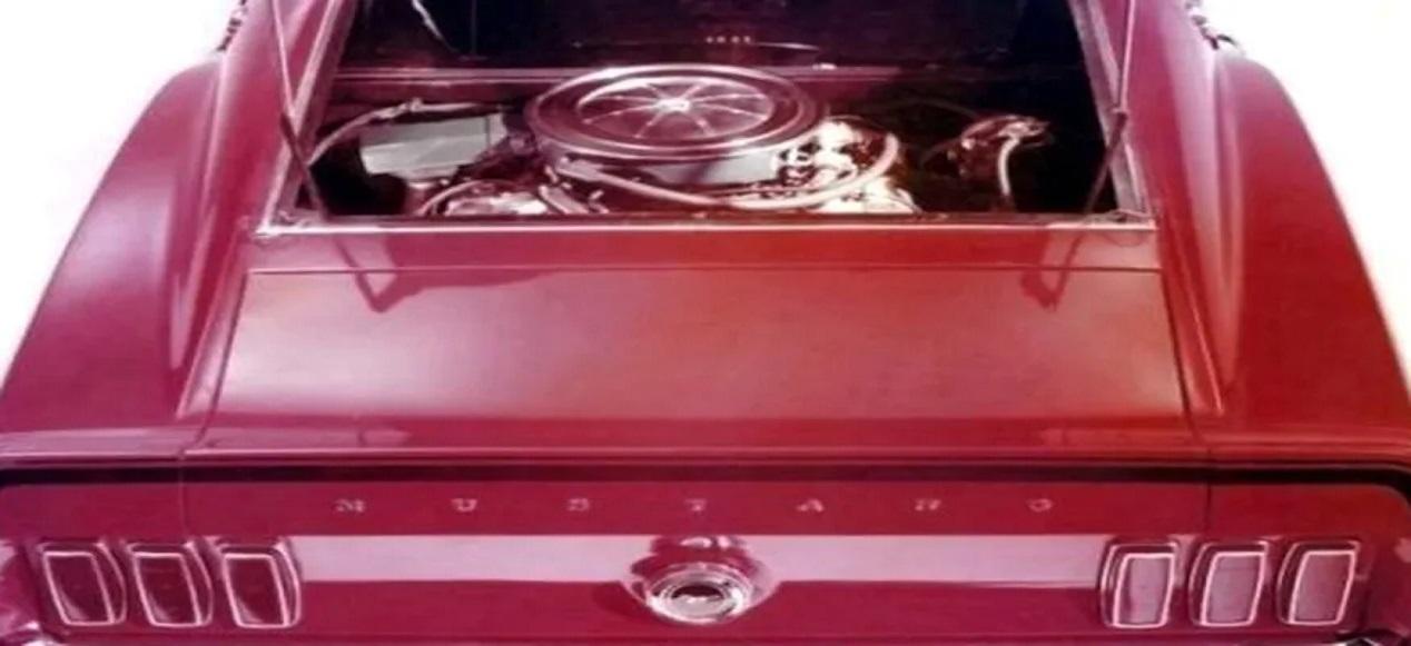 Den hemlighetsfulla Mustangen
