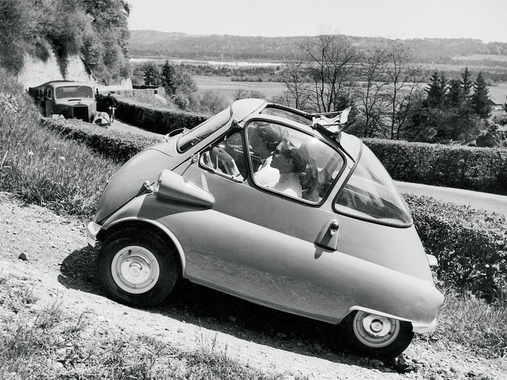 Världsbilen Isetta