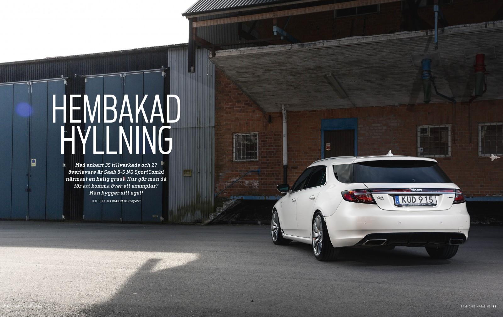 Saab Cars Magazine – vilken succé!