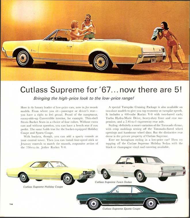 Oldsmobiles okända - Turnpike Cruiser