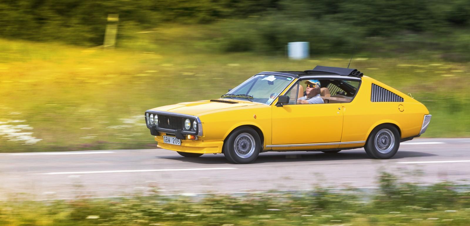 Han har kört 94 000 mil med sin Renault!