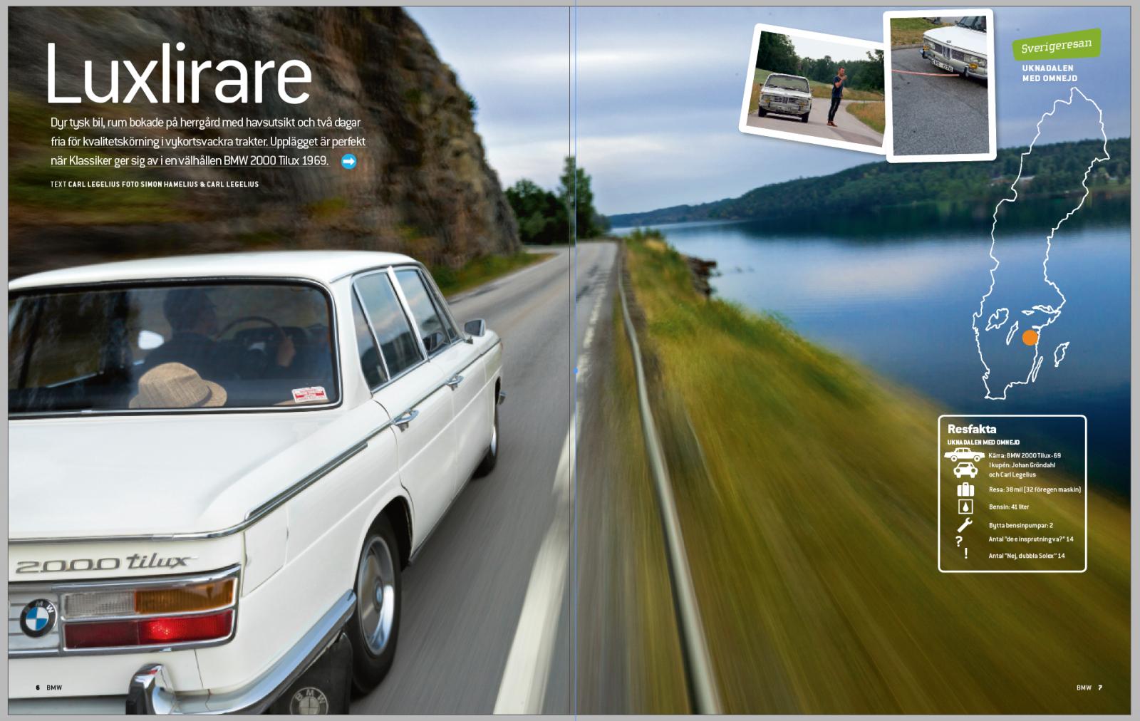 Specialutgåva: 100 sidor BMW!