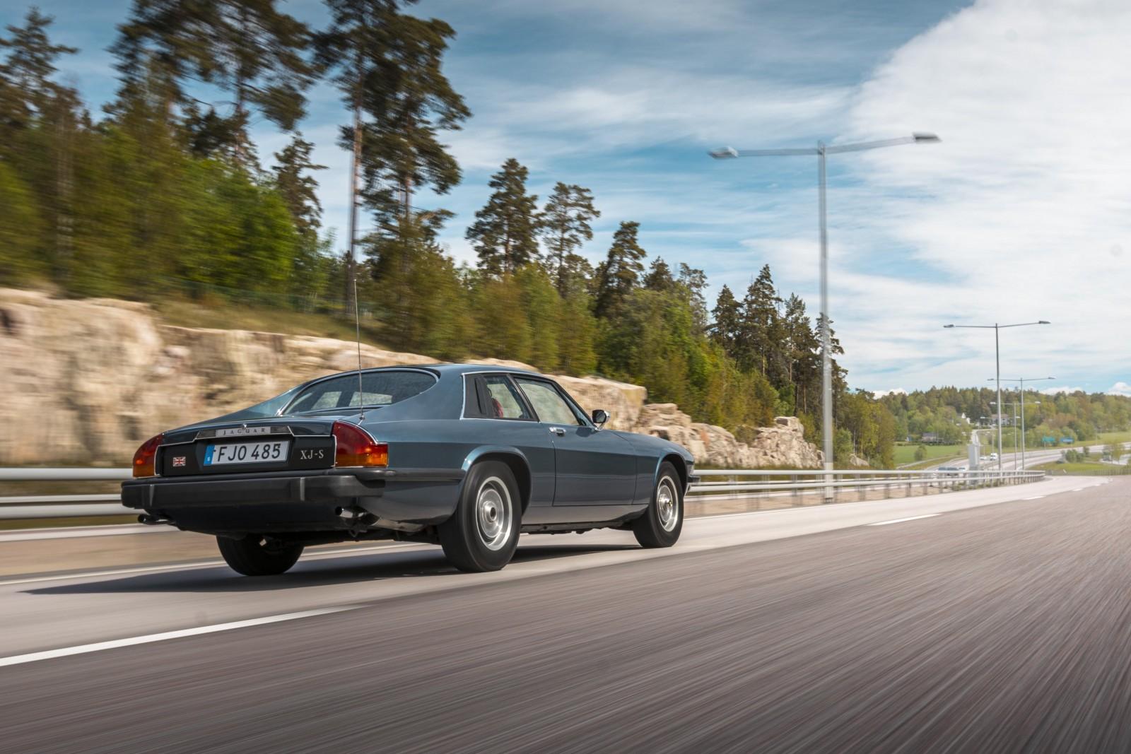 #3 Jaguar XJ-S V12 – blir den Årets Klassiker?