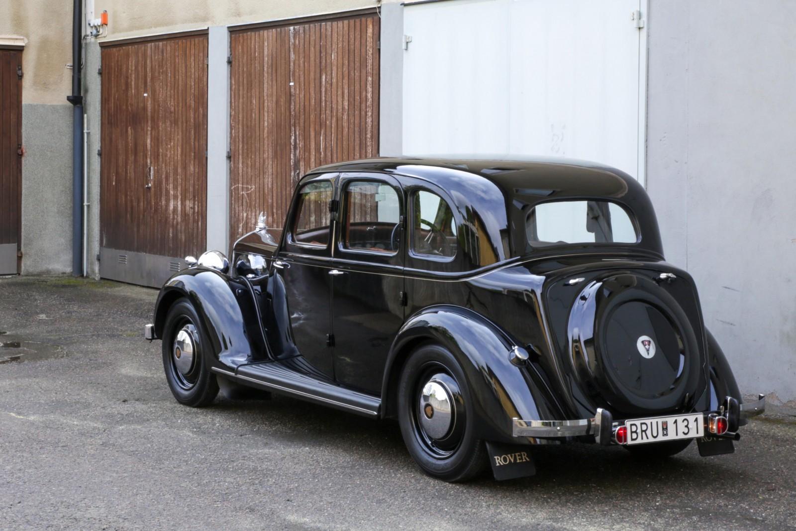 #4 Rover 10 Six-Light – blir den Årets Klassiker?