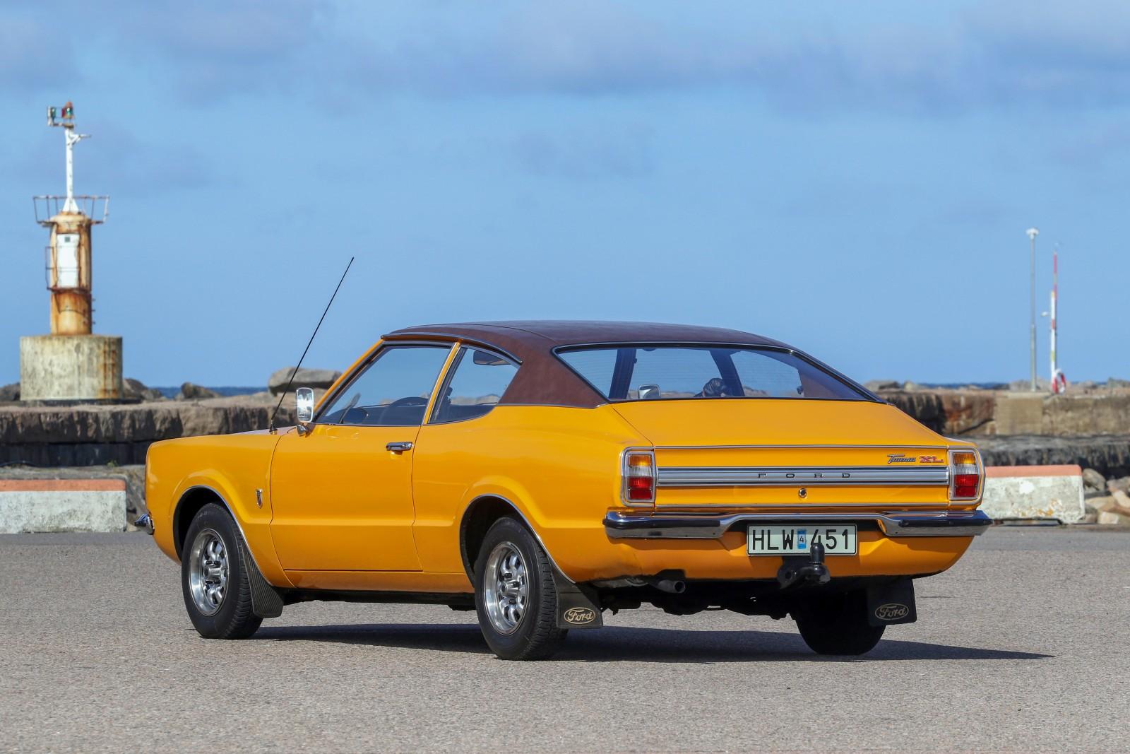 #5 Ford Taunus 1600 XL – blir den Årets Klassiker?