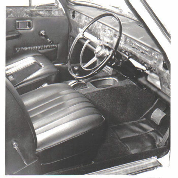 Storkrabban - Austin 3-litre