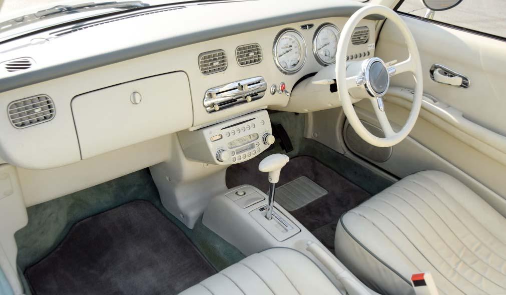 Figaro - Retro från Nissan