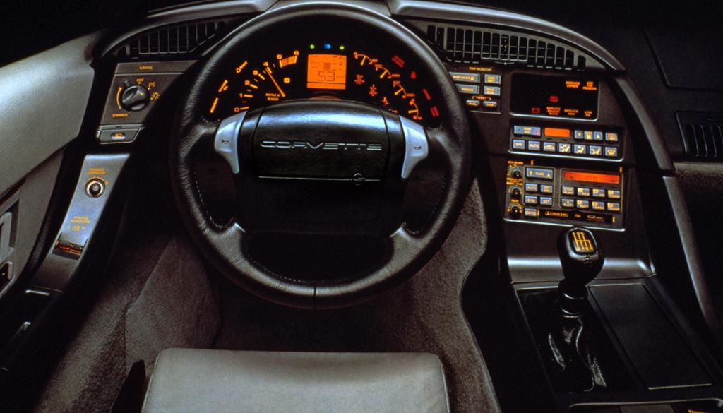 ZR1 - Corvetten som superbil