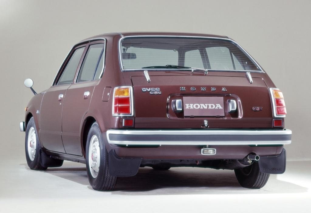 Hondas olika bakluckor