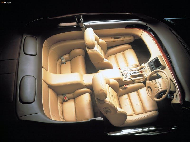 Eunos Cosmo - framtidsbilen