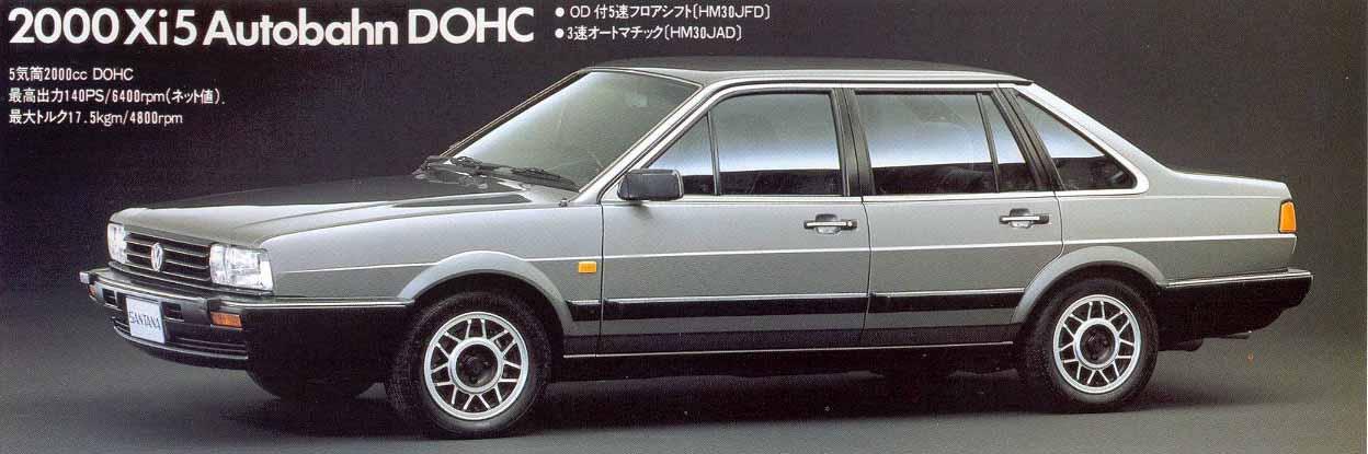 Volkswagen från Japan