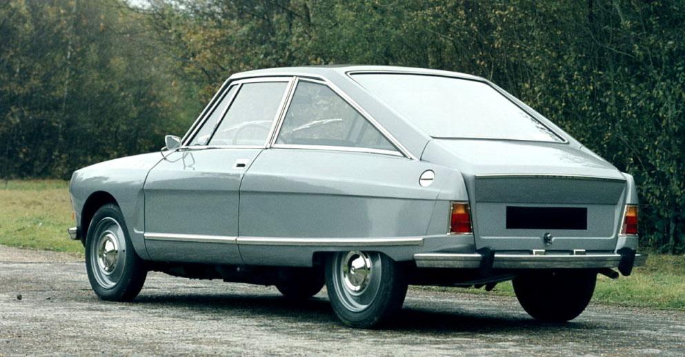 Citroën med snurr