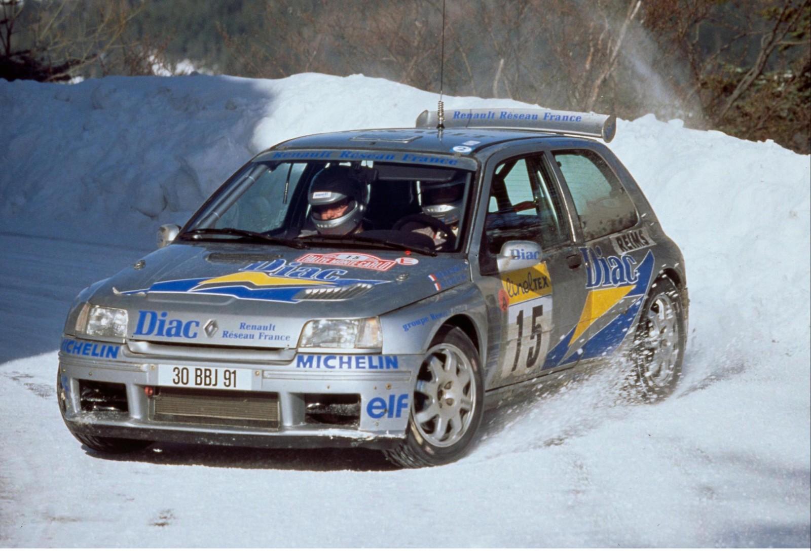 GTi-dödaren från Renault - Clio Williams