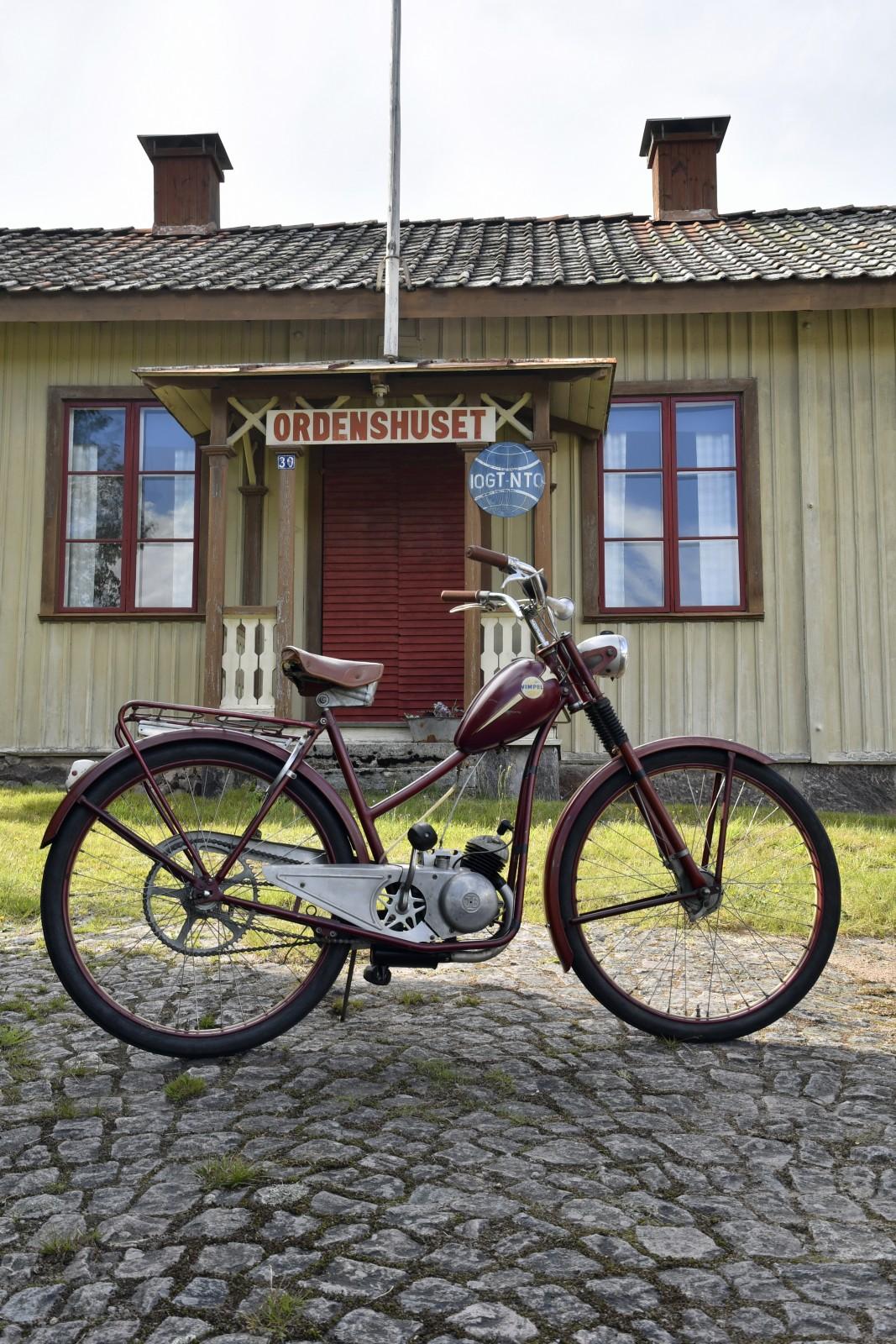 Nytt nummer - Moped 2/2021