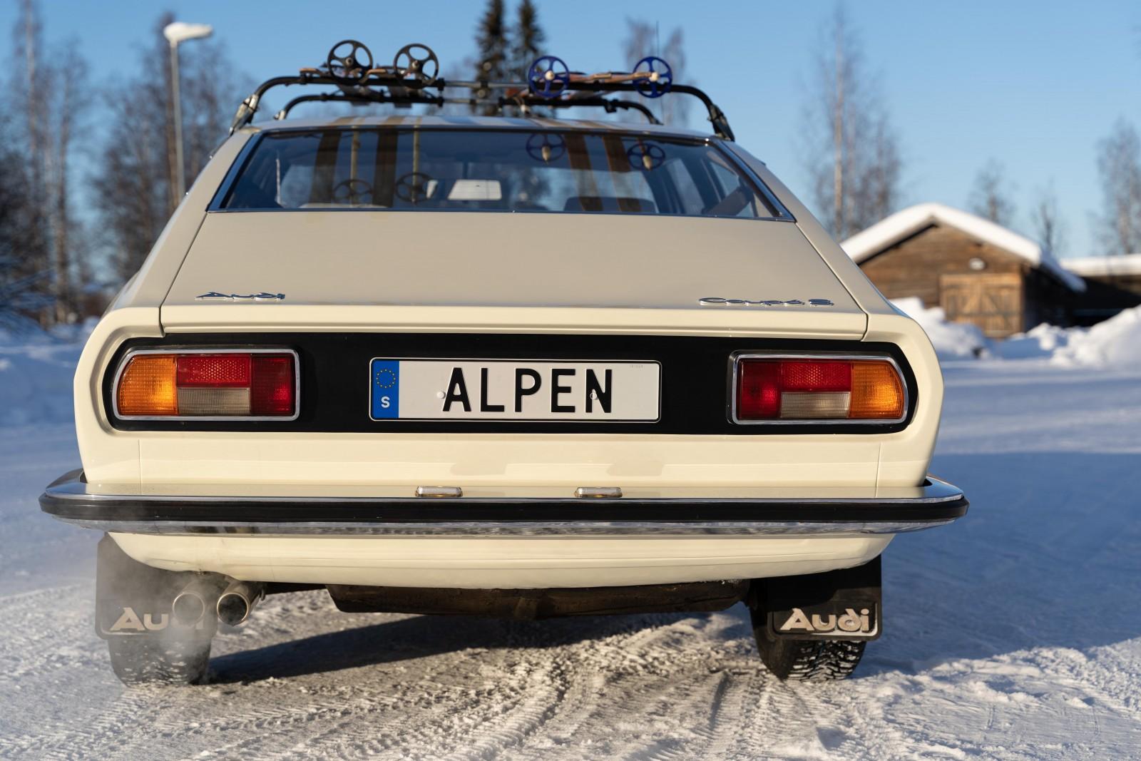 Alpen och jag