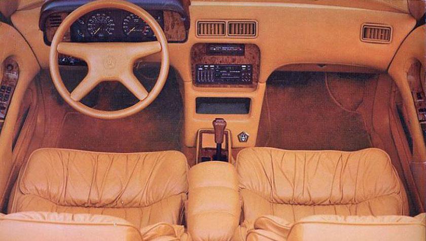Den italienska Chryslern