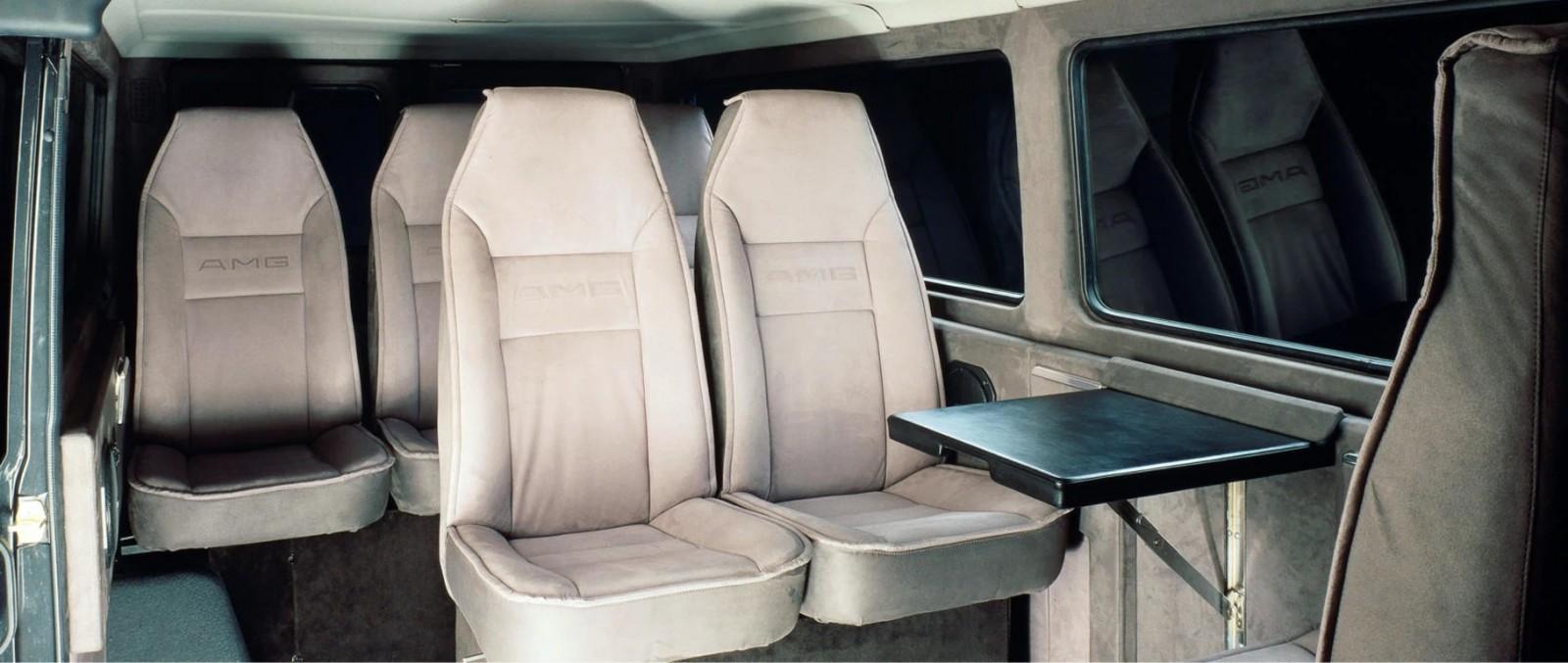 Lyxbussen från AMG