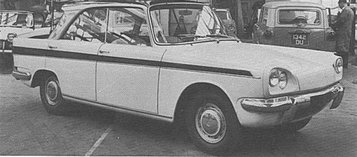 Triumphs Z-bilar