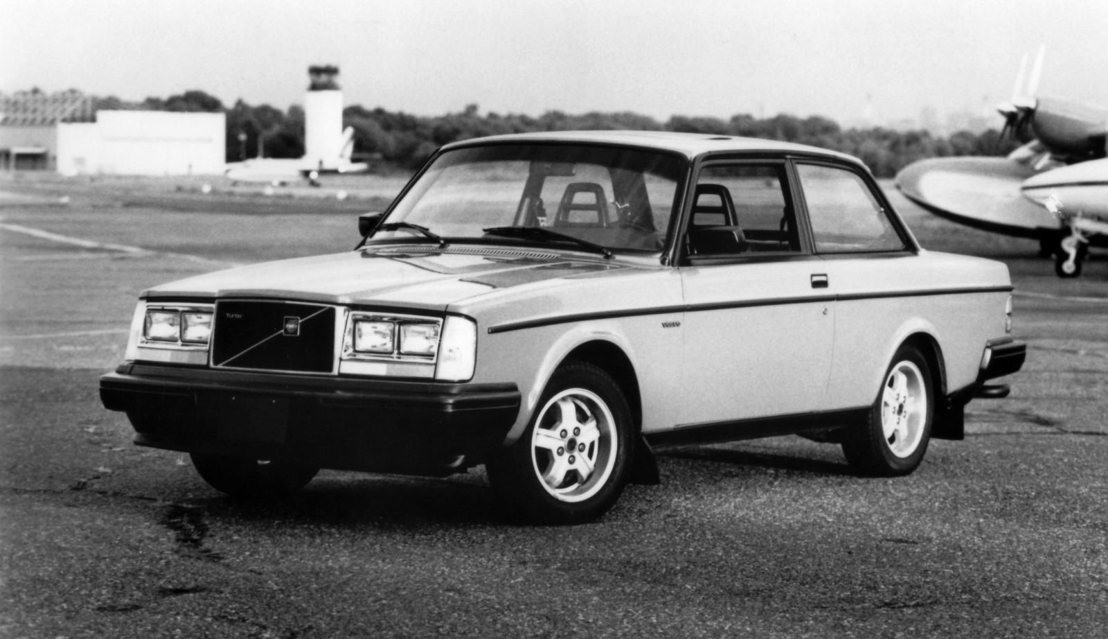 Fem Volvomodeller du aldrig fick chansen att köpa!