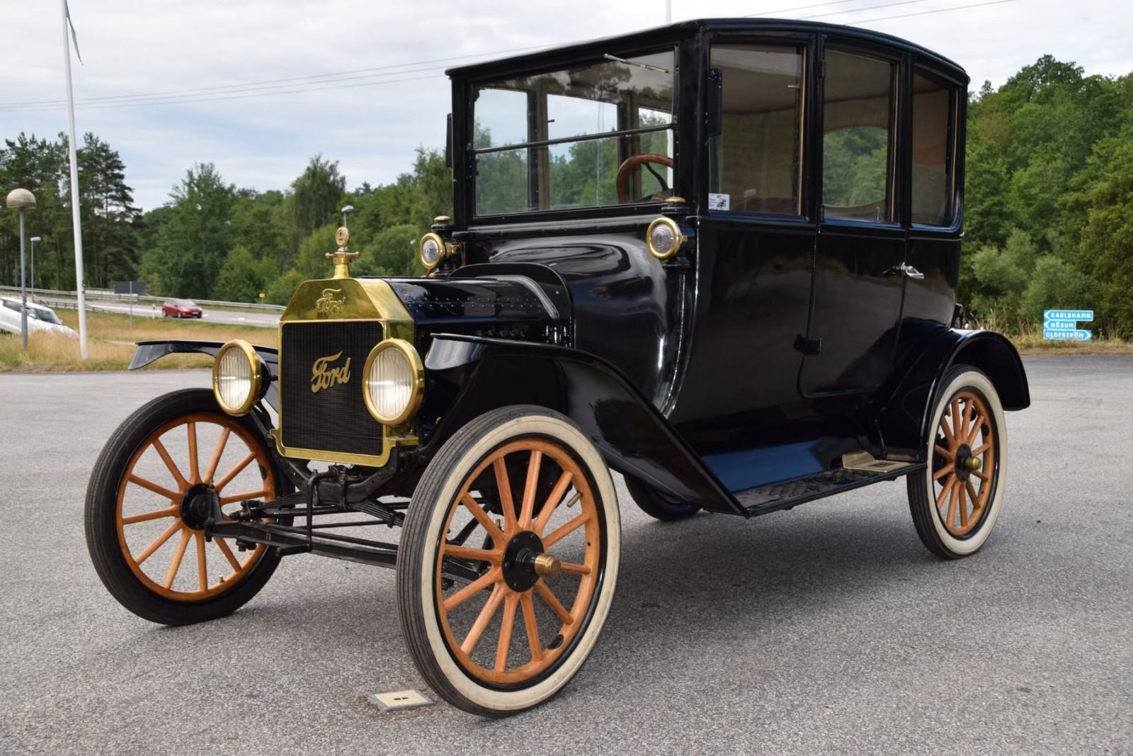 T-Fordsfrossa på auktion