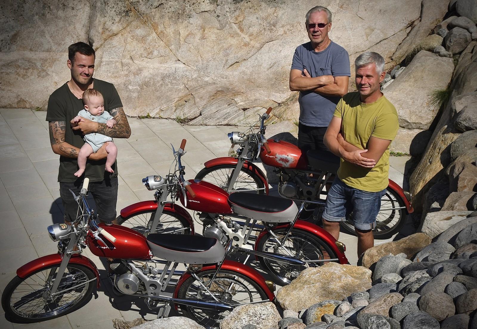 Nytt nummer av Moped!