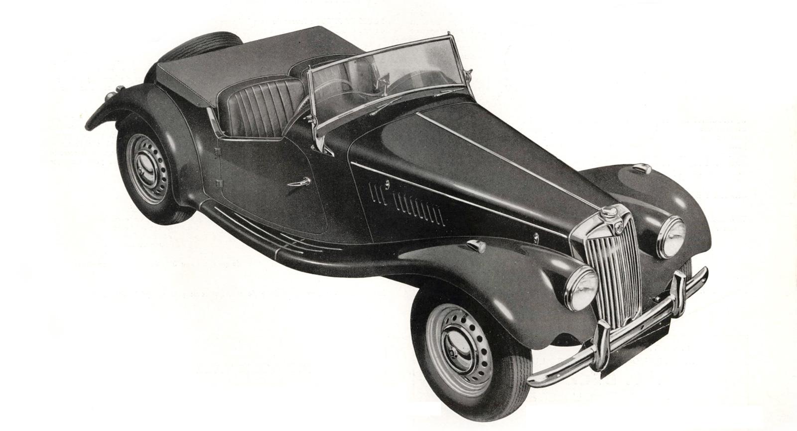 Morgan Roadster 1936->